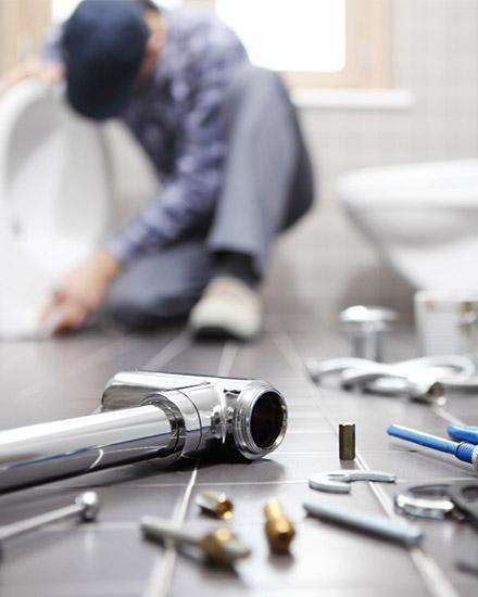 Installation réparation plomberie Charleroi